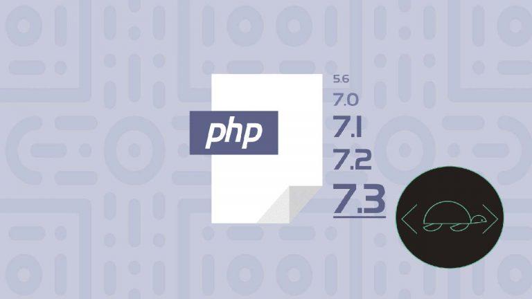 Cómo verificar la versión de PHP