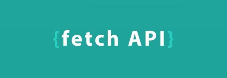 API Fetch