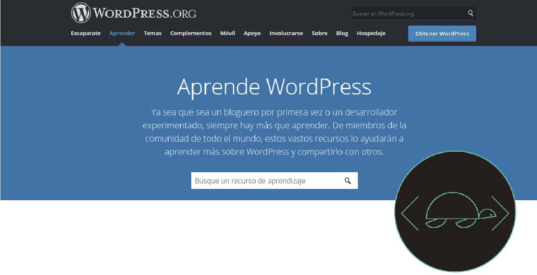 LearnWordPress.org: qué es y cómo funciona